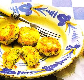 Alb ndigas de patata y queso the cook monkeys - Albondigas de patata ...