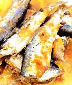 Asmarris de pescado azul