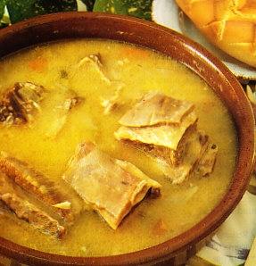 Blanqueta de ternera gallega