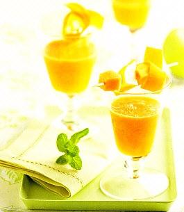 Cóctel naranja