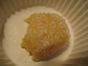 Dulce de coco