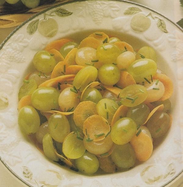 Ensalada de uva