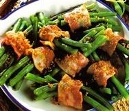 Jud as verdes con panceta the cook monkeys - Tiempo de coccion de judias verdes ...