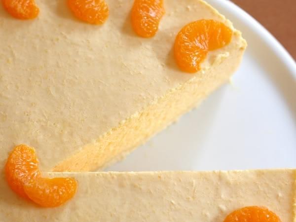 Mousse de mandarina a la mexicana