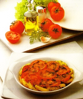 Patatas a la griega