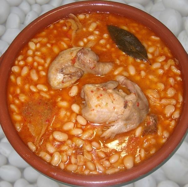 Pochas con codornices 2 the cook monkeys - Alubias con codornices ...