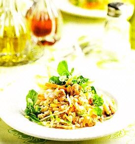 Salpicón de arroz