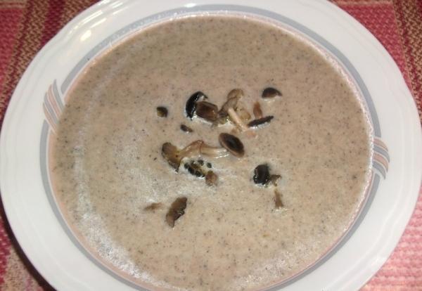 Sopa de negrillas