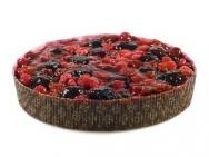 Tartaletas de frutas del bosque