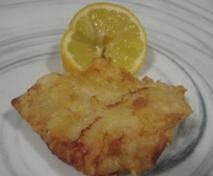 Bacalao rebozado con pan rallado