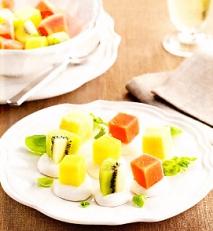 Bocaditos de frutas