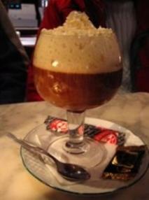 Café irlandés original
