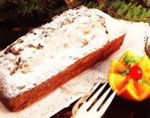Cake de naranjas y nueces