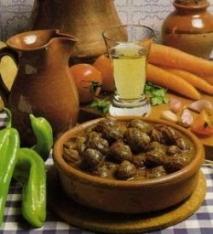 Caracoles a la catalana