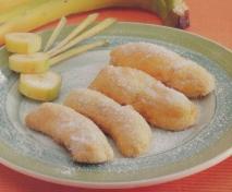 Churros de plátano