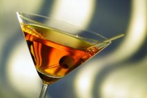 Cóctel Vodka Martini