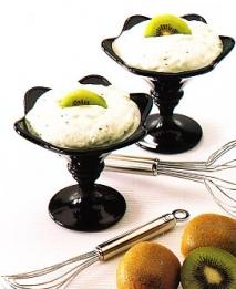 Crema de kiwis
