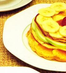 Crêpes de frutas