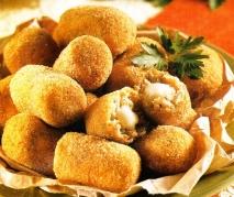 Croquetas de patatas