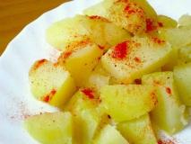 Ensalada de patata cocida