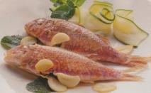Escabeche de salmonetes