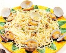 Espaguetis con codornices the cook monkeys - Espaguetis con chirlas ...