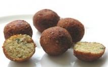 Falafel taameya (albóndigas de habas)