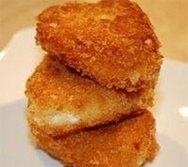 Frituras de queso