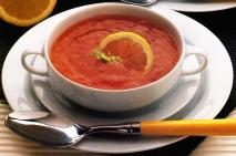 Gelatina de tomate