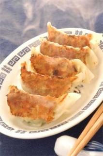 Gyoza (empanadilla japonesa)