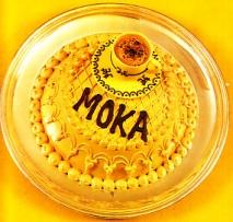 Helado de moka