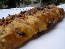 Hojaldre con frutos secos (Gulash)