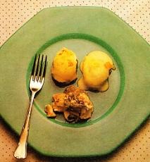 Huevos regencia