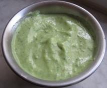Mayonesa verde
