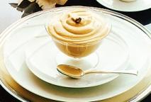 Mouse de café al ron