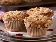 Muffins de almendra