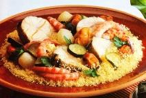 Paella algeriana
