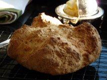 Pan blanco de soda