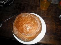 Pan de mejillones