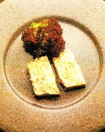 Paté de mollejas de ternera
