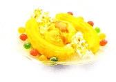 Plátanos flameados con helado