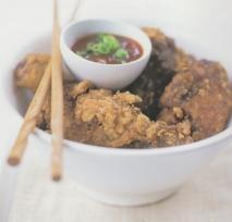 Pollo al estilo de Hunan