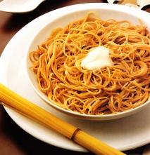 Rossejat de espaguetis