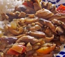 Setas al curry