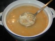 Sopa al estilo de Bermeo