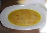 Sopa de patatas