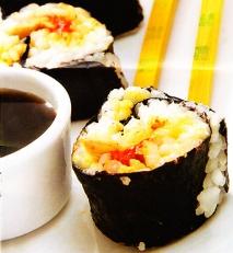 Sushi de piquillo