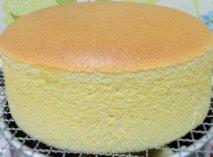 Tarta esponjosa de queso