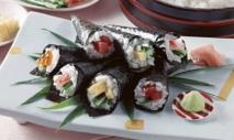 Temaki sushi