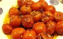 Tomates caramelizados